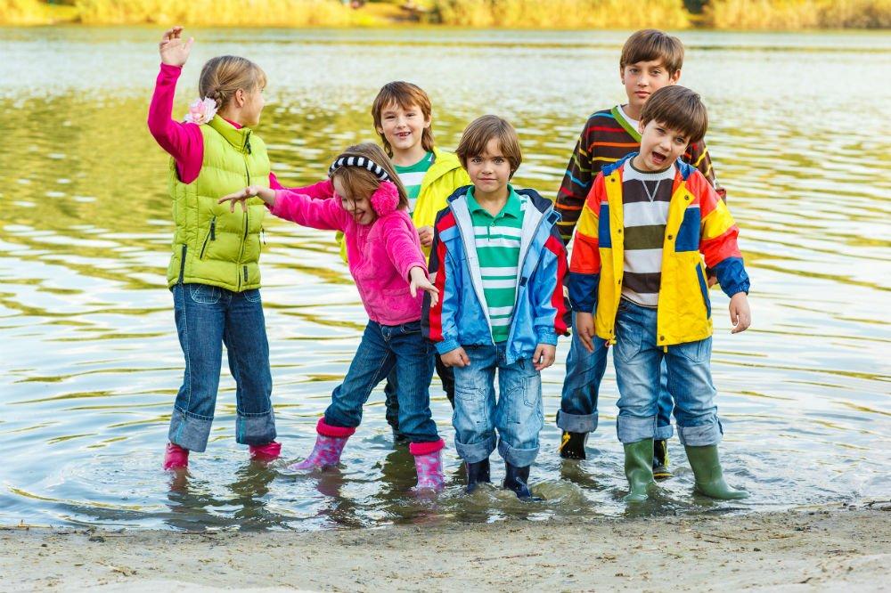 Jak dbać o blizny u dzieci