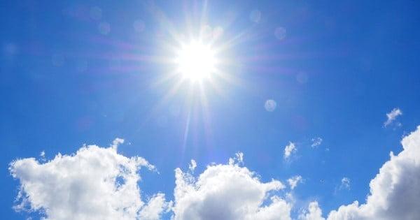 czy blizny można opalać - światło słoneczne
