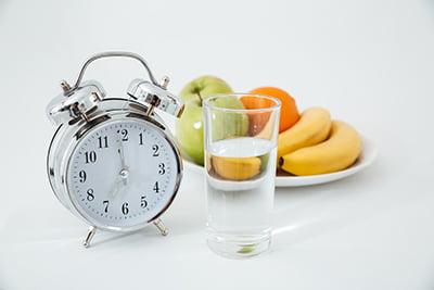 cesarskie cięcie - dieta przed